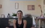 GR : Ruches - vidéo de travail N°2 - exercice pour les pieds