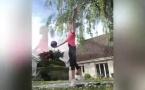 GR : Ruches - vidéo de travail N°4 - lancers au ballon