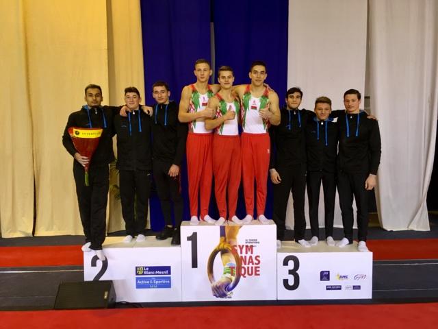 GAM : Résultats du Tournoi International de Blanc-Mesnil Daniel d'Amato - 23/24 novembre 2018