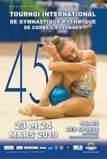 GR : 45ème TOURNOI INTERNATIONAL DE CORBEIL-ESSONNES - Corbeil-Essonnes, le 23 et 24 mars 2019