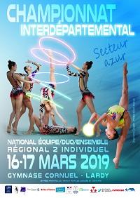 GR : Dossiers Interdépt Ens/Duo/Equip NAT et Indiv REG 2 - LARDY et MORSANG / O., les 16 et 17 mars 2019