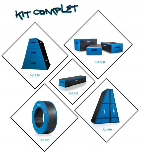 PKR : Prêt d'un kit de modules Freestyle
