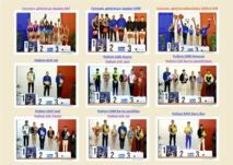GAM-GAF : Résultats du 27ème Tournoi International Daniel D'Amato (Le Blanc-Mesnil) du 23 Novembre 2019