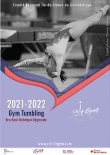 TU : Brochure Technique Tumbling Saison 2021-2022