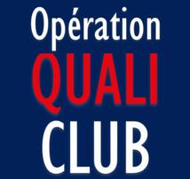 QUALICLUB : Nouvelles reconnaissances validées