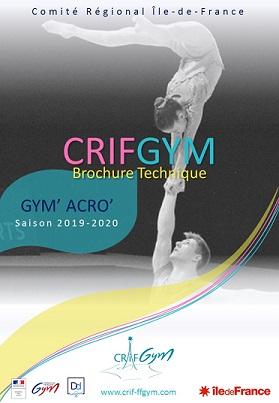 GAc : Brochure Technique GAc - Ile de France - Saison 2019/2020 - Version du 30 août 2019