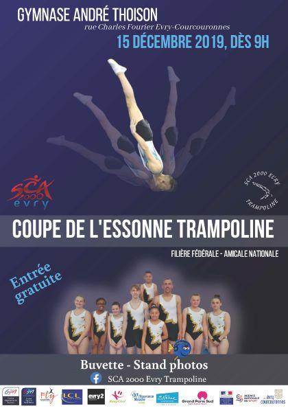 TR : Coupe du 91 - 15 décembre 2019 - Evry Courcouronnes
