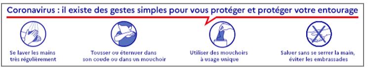 Coronavirus COVID-19 // Fermeture des bureaux du Comité Régional  Île-de-France