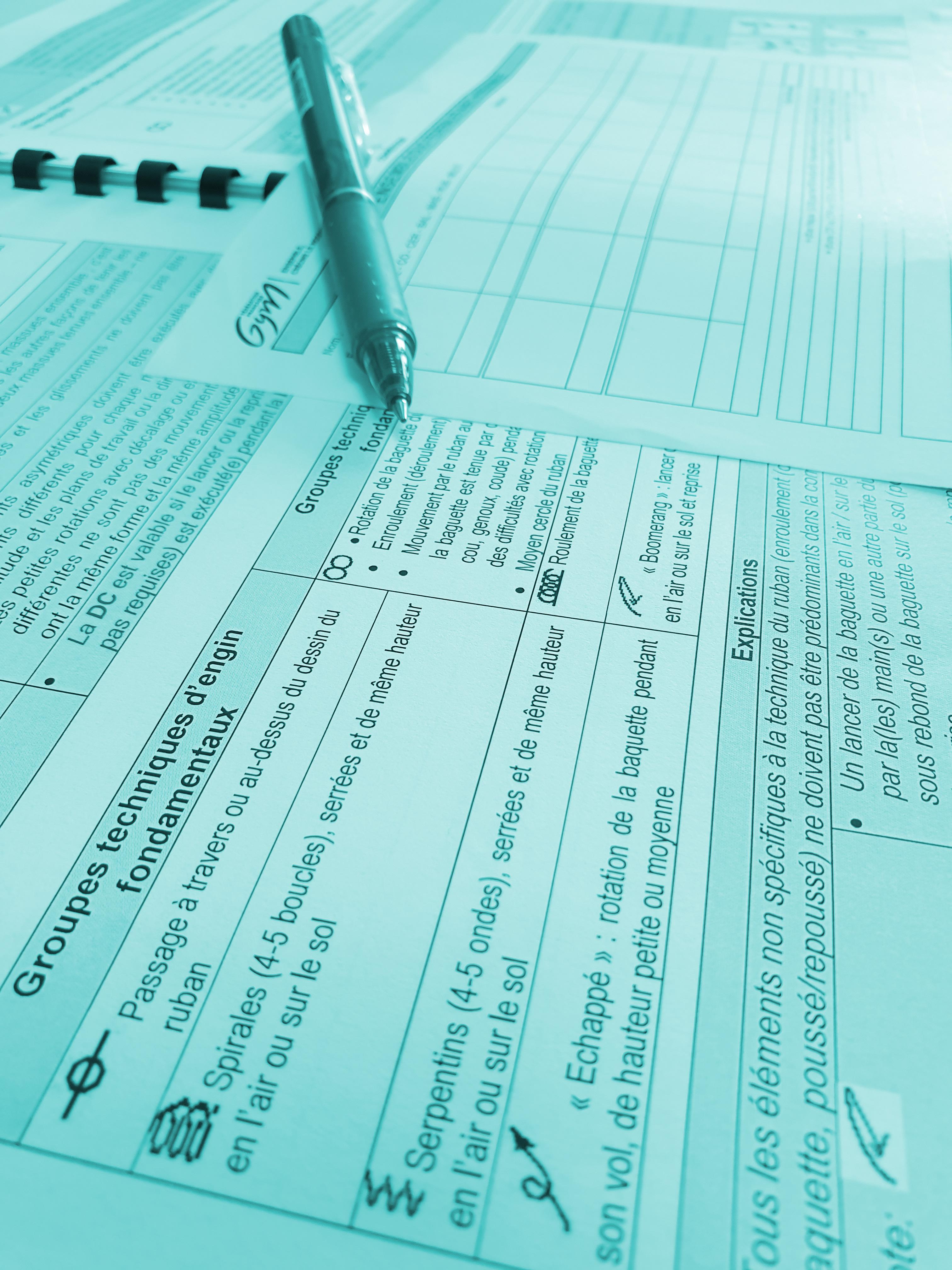 GR : Examens de juge N2