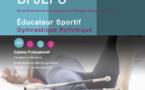 BPJEPS Gymnastique Rythmique - Saison 2020-2021 - VOUS POUVEZ VOUS INSCRIRE