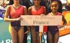 GAF : Résultats des Franciliennes au tournoi international de Combs-la-Ville - 10/11 novembre 2018