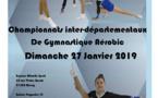 AER : Dossier - Ordres de Passage DÉFINITIFS - Jurys - Championnat ID - AER à Massy