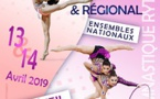 GR : Jurys Chpt Régional Ens/Duo/Equip NAT et Chpt de France ELITE - Créteil, les 13 et 14 avril 2019