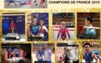 GAM / GAF : Retour sur les Championnats de France Individuel - du 10 au 12 mai - Mouilleron le Captif