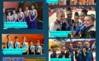 GAF : Résultats Championnat de France Equipes B - Valenciennes les 1er et 2 Juin