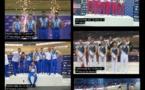 GAM / GAF : Podiums Franciliens - Championnats de France par Equipe - du 24 au 26 mai - St Quentin en Yvelines