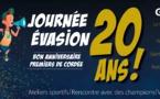 Premiers de Cordée : Journée Evasion - 22 mai 2019 - Stade de France