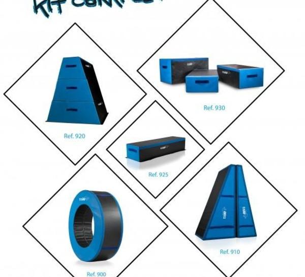 FSG : Prêt d'un kit de modules Freestyle