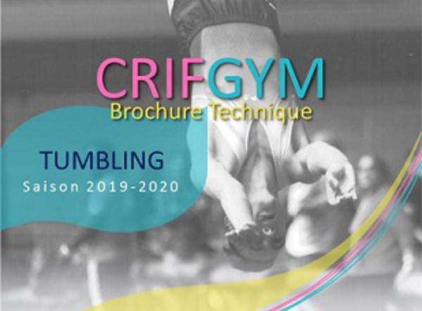 TU : Brochure Technique TU - Ile de France - Saison 2019/2020 - Version septembre 2019