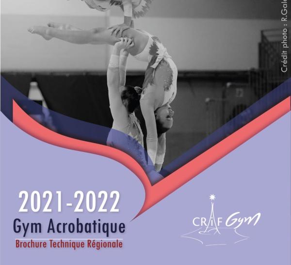GAc : Brochure Technique Régionale 2021-2022 - Version de Septembre 2021