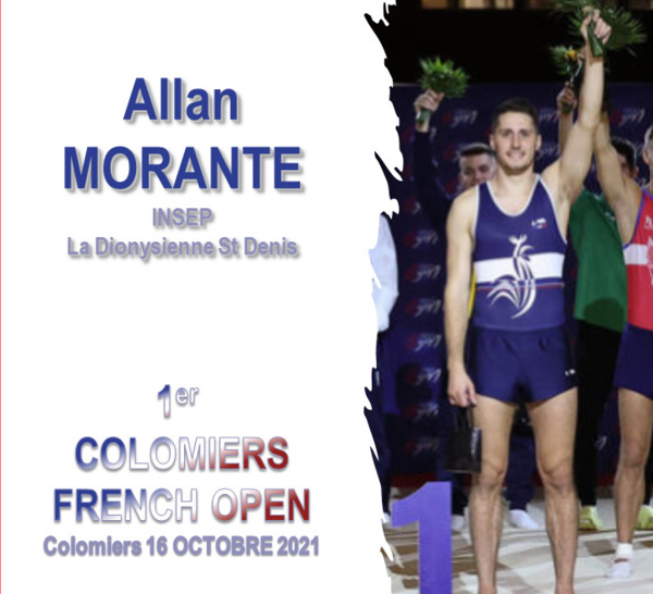 TR : COLOMIERS FRENCH OPEN