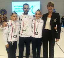 AER : Championnats d'Europe du 22 au 24 Septembre 2017 en Italie
